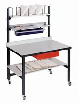 compact workbench SYSTEM series STAR PACK