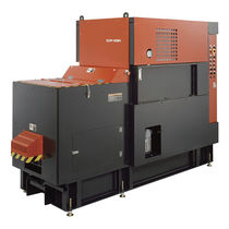 compactor for mixed waste (plastic, wood, glass, paper, cardboard, rubber) 2200 kg | CCP103H Amada Cutting Technologies