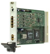 CompactPCI / PXI card : transient recorder 12 Bit, 25 MS/s | MX.3131 Spectrum Systementwicklung Microelectronic