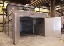composite curing oven 75 - 500 °F Wisconsin Oven