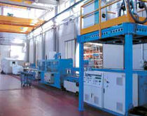 composite profile extrusion line  AMUT