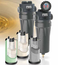 compressed air filter max. 44 000 l/min, max. 16 bar | xF series FINI