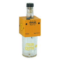 "compressed air lubricator 1/4"", 16 bar 