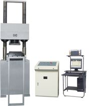 compression testing machine max. 3000 kN | YAW Series TIME SHIJIN Group