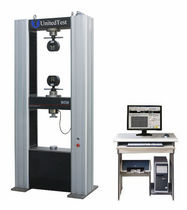 computer controlled universal testing machine (UTM) 10 - 100 kN | WDW Series   Beijing United Test Co., Ltd.