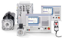 computer numerical controls (CNC) for small machine tool IndraMotion MTX micro Bosch Rexroth - Electric Drives and Controls