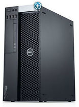 computer workstation Four Core XEON E5-1607, 3.0 GHz | T3600 Dell