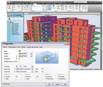 concrete structure calculation software Advance Concrete  GRAITEC
