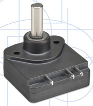 conductive plastic precision potentiometer 0 - 5 kΩ, IP65, �25 - 75 °C | WW Curtis Instruments
