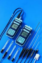 conductivity/resistivity, pH/ORP, disolved oxygen (DO) meter -2.000 ... 19.999 pH | HD 2105.1 / 2105.2 Delta Ohm