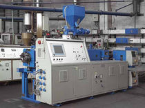 conical twin screw extruder  AMUT
