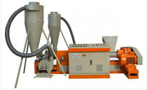 conical twin screw extruder  Netplasmak Ltd.