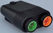 connector for drive technology 25 x 25 mm, IP67 - IP69, -40 - 125 °C | TWINTUS series   HUMMEL AG
