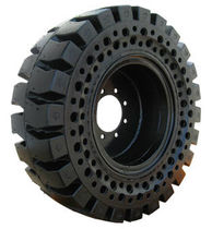 construction equipment tire (loaders, backhoe loaders, telehandlers, skid steers) 30x10-16 ... 33x12-16 | Nu-Air® AT series McLaren Industries