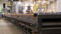 continuous annealing line for steel strips max. 15 t/h Can-Eng Furnaces International Limited