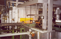 continuous hardening and tempering line  Wesman