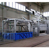 continuous hardening and tempering line  Gadda Industrie srl