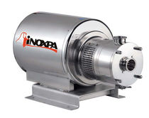 continuous high shear mixer max. 65 m³/h, max. 3 000 rpm | ME-41xx series INOXPA