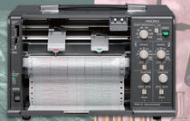 continuous line strip chart recorder 150 mm (5.91 in) | PR8111, PR8112 HIOKI E.E. CORPORATION