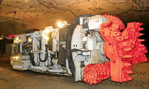 continuous miner 3.25 m | MF320 Sandvik Mining and Sandvik Construction