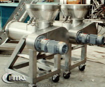 continuous screw mixer for the food industry  Food Machinery Australasia