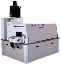 continuous solvent cleaning machine (spray)  Ransohoff