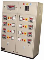 control panel for furnaces and ovens   LIBRATHERM INSTRUMENTS PVT. LTD.