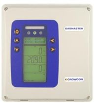 control unit for gas detectors 1 - 4 channels | Gasmaster Crowcon Detection Instruments
