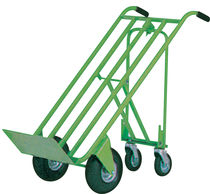 convertible hand truck max. 350 kg, 1 200 x 500 mm CARMECCANICA
