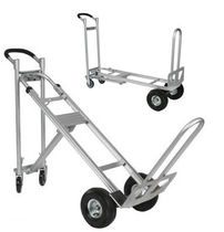 convertible hand truck 500 - 700 lbs | Spartan III Wesco