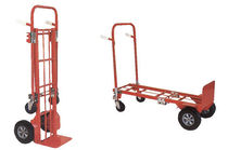 convertible hand truck 500 - 650 lb | CAHT, DHST, CSHT series Vestil Manufacturing