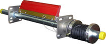 conveyor belt pre-cleaner 6'' - 12'' | Mini-Skalper®  ASGCO Manufactirung
