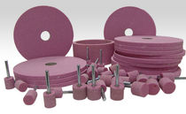 convolute abrasive wheel  A.S.TOOLS SRL