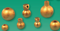 coolant nozzle for CNC machine Brass Balls QPM