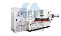cooler mixer SHL  Qingdao Shansu Plastic Extrusion Equipment