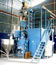 cooling paddle batch mixer  HMG Extrusions GmbH