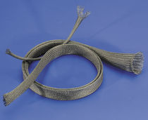 copper braided sleeving for EMI shielding ø 3 - 36 mm | 4800 series     Holland Shielding Systems BV