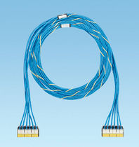 copper cable assembly  QuickNet™ series  PANDUIT