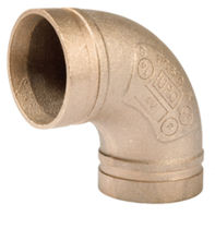 copper elbow grooved coupling DN 50 - 200 | 610 series Grinnell