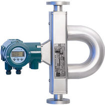 Coriolis mass flow-meter ROTAMASS 3 series Yokogawa Electric Corporation