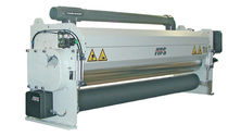 corona effect surface treatment machine for sheet and roll form material  AFS GmbH