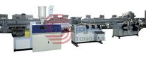 corrugated pipe extrusion line SJDBGZ series Tongsan Plastic Machinery Co., Ltd.