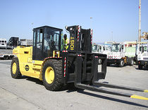 counterbalanced diesel forklift truck 36 000 - 80 000 lb | P RoRo series HOIST LIFTRUCK