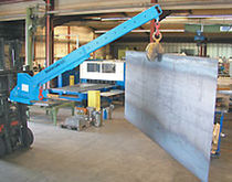 crane arm for stacker KT-KTH Bauer