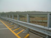 crash barrier 3.5 m Avon Barrier Company