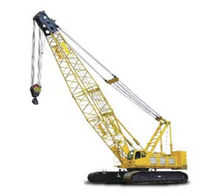crawler crane 100 000 kg | SWCC1000 Sinoway Industrial (Shanghai)