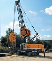 crawler crane 32 t, 27.8 m | MC 32 BAUER Maschinen GmbH