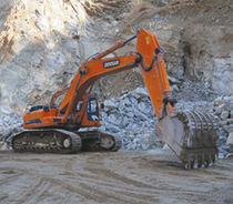 crawler excavator 46.9 t | S470LC-V DAEWOO Construction Equipment Division
