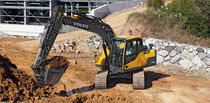 crawler excavator 13.0 - 16.3 t | EC140D Volvo Construction Equipment