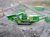crawler mobile cone crusher 430 HP (320 kW), 99 000 lbs (45 000 kg) | C44 McCloskey International Limited